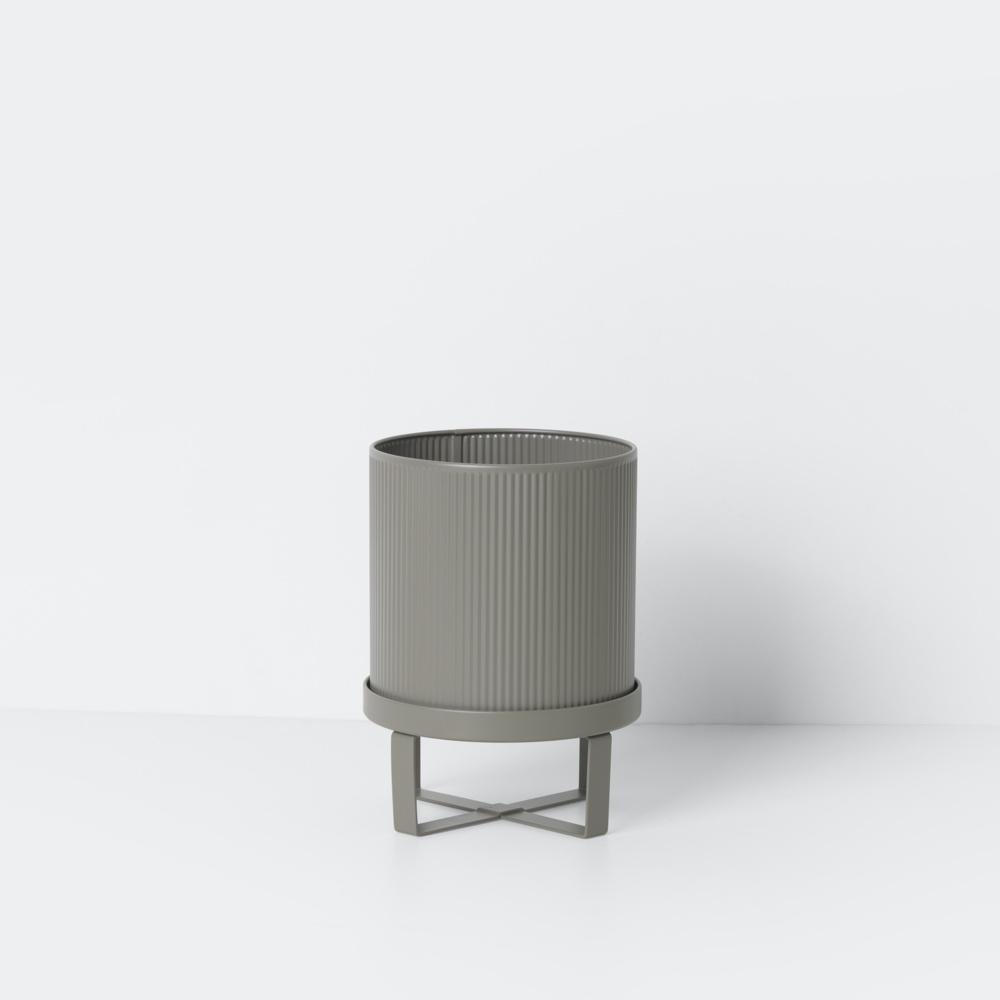Bau Pot Warm Grey Small