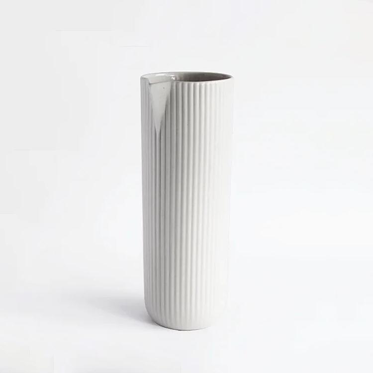 Ceramic Jug White