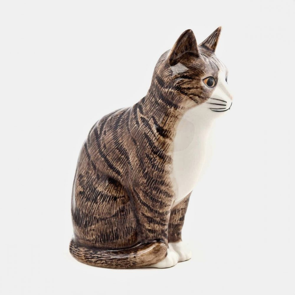 Cat Millie Flower Vase