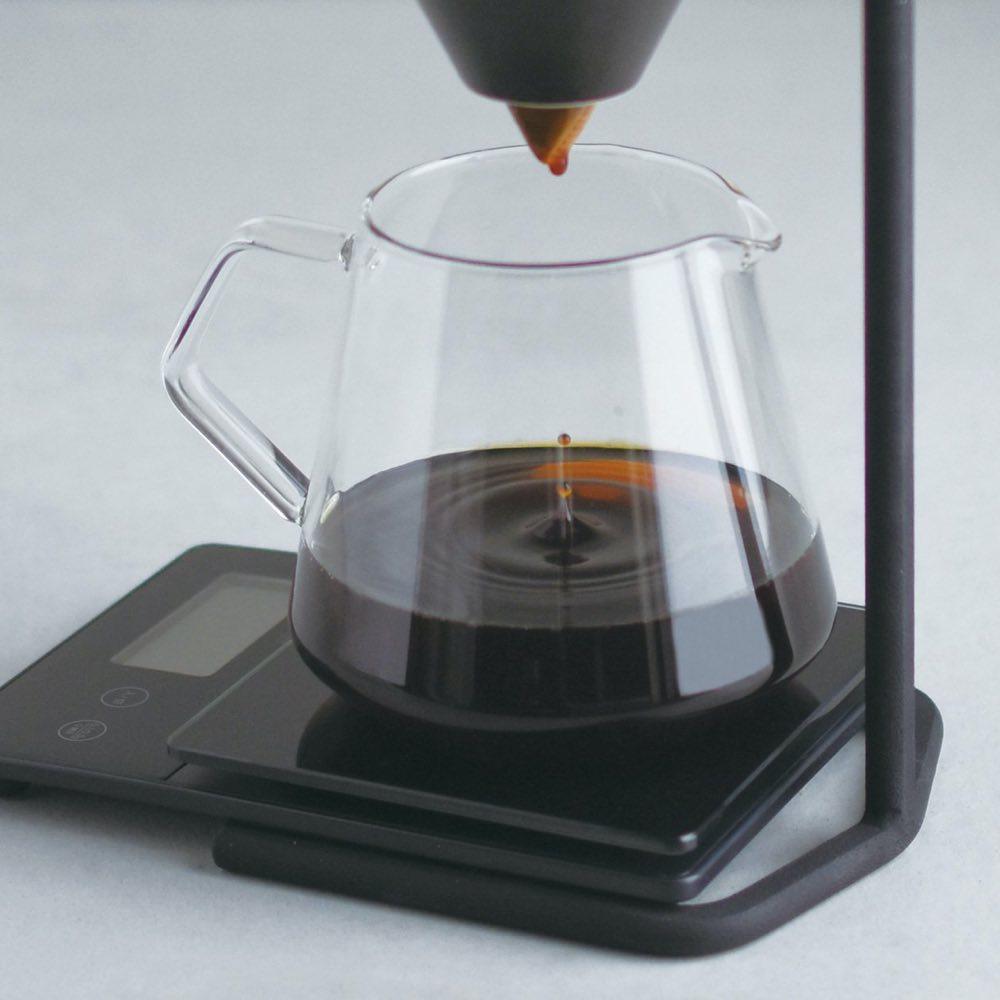 Slow Coffee Server
