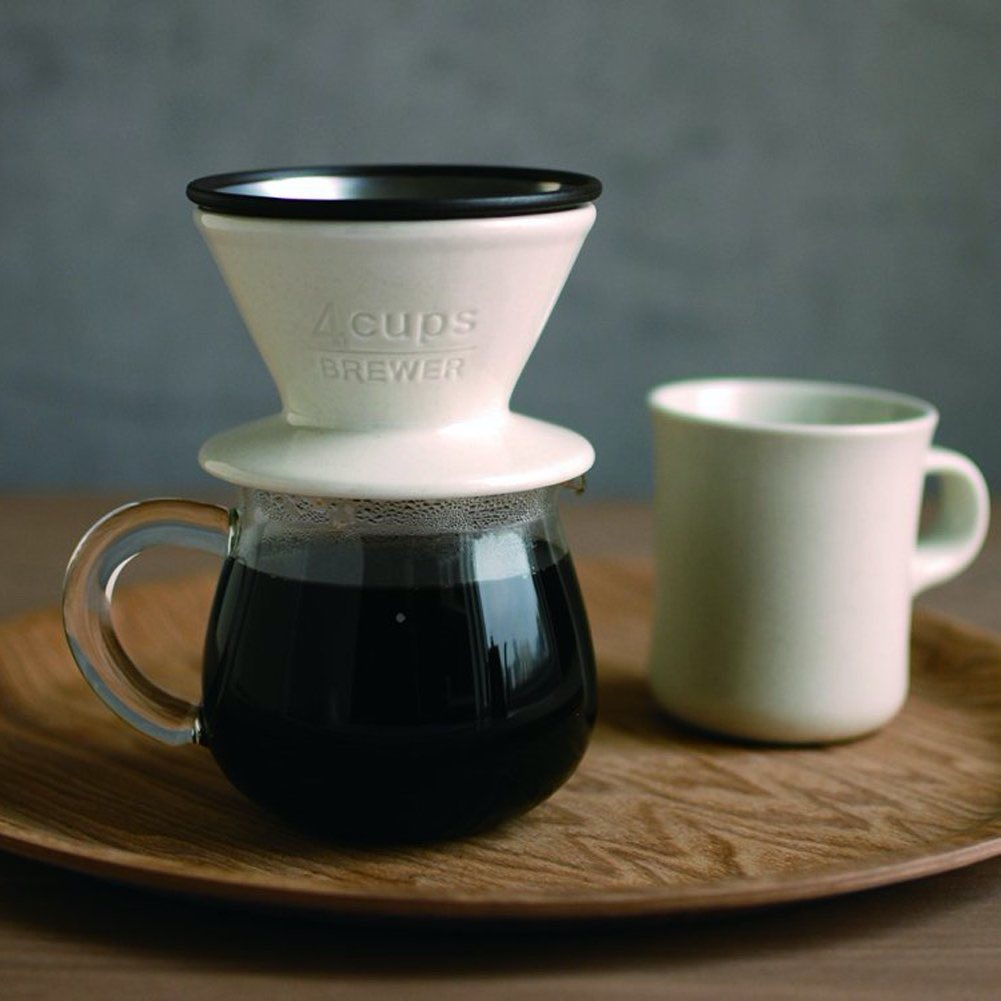 Slow Coffee Brewer