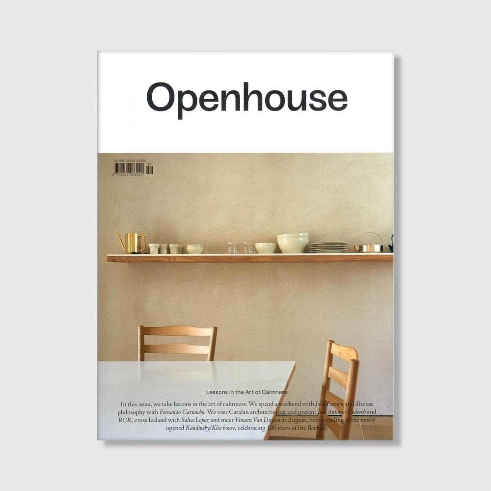 Openhouse Magazine – Issue 12